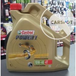 Castrol Power 1 GPS 4T  10w40 4L