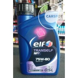 Elf Tranself NFP 75w80.0.5L