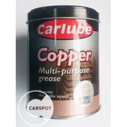 Copper Multi-purpose grease 500 ml