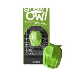 SMELLY OWL GREEN TEA 1 SZT